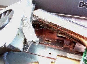 czyszczenie i konserwacja układu chłodzenia w laptopie